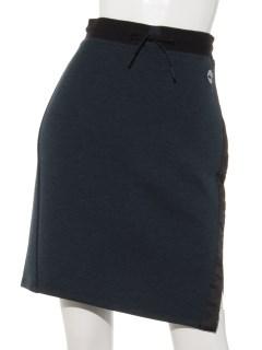 Side Slit Functional Skirt