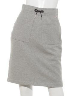 Track Skirt MED GRY HEATHER