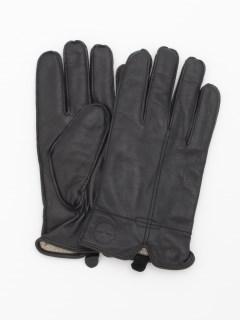 Handsewn Leather Glove BLACK