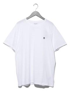SS LC Logo Tee Reg White