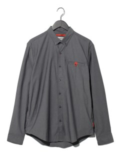 AF LS Oxf commuter shirt DRK S