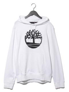 Core Logo P/O Hoodie Lp WHITE/