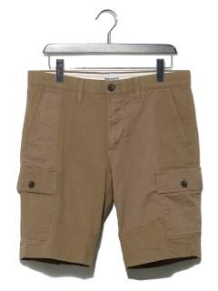 AF Sq-L Rip&Twill shorts CUB