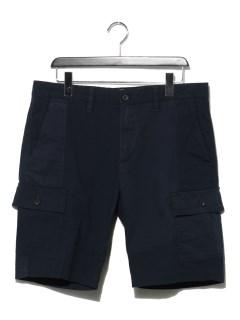 AF Sq-L Rip&Twill shorts DARK
