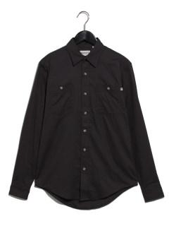 AF LS Twill Solid Shirt PHANTO