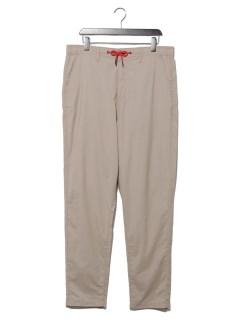 //AF Rec Poly Org Cot Pant Pure
