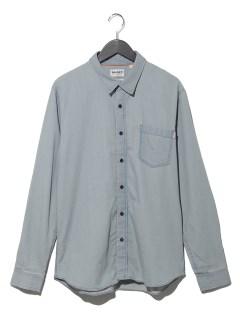 AF LS Denim Shirt FADE WASH