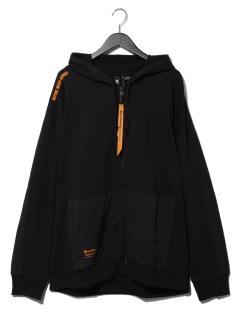 EK+ hoodie BLACK