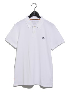 AF TFO SS M-R Polo (Slim) WHIT