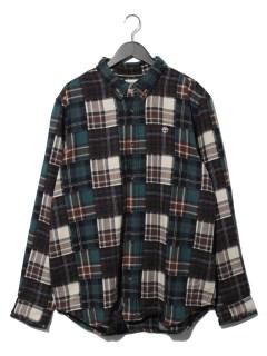 AF LS Patch Work shirt PTCH WO