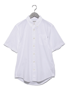 AF SS BD Oxford Shirt White YD