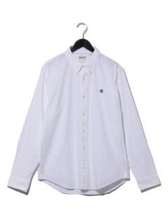 AF LS BD Oxford Shirt Slm Whit