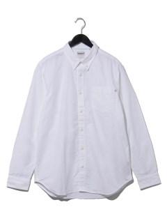 AF Pleasnt OX Stretch Shirt White