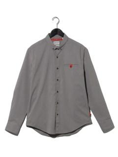 AF LS Oxf commuter shirt GRAPE