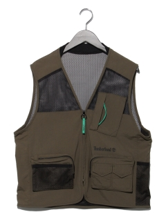 Trekker Vest GRAPE LEAF