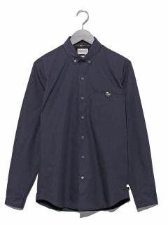 LS Still River Coolmax Cotton Solid Shir