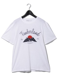 AF TFO SS Embroidery T WHITE