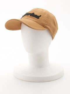 //Embroidered Logo Bb Cap WHEAT
