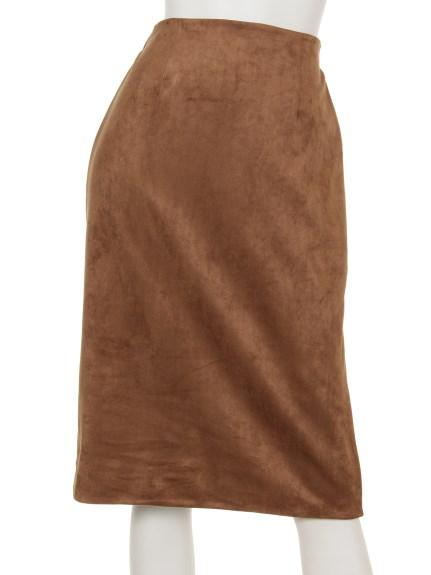 Lefua lea (レフアレア) リバーシブルタイトスカート CA