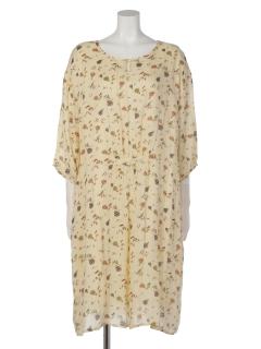 バルーンPTギャザードレス