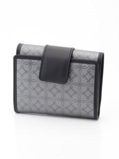 【日本製】三つ折り短財布