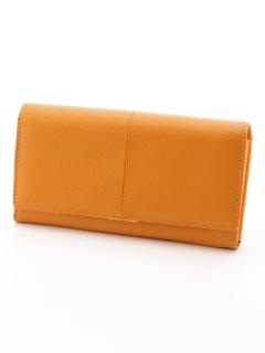 牛革長財布