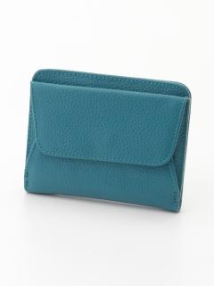 スリム折財布