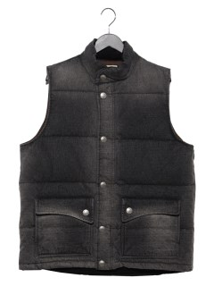 HOUSTONDENIM DOWN VEST