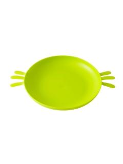 フラッタープレート(ライトグリーン)