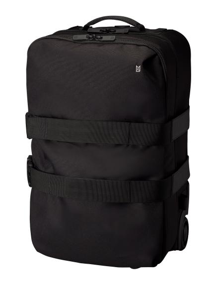 MILESTO (ミレスト) STLAKTソフトキャリーキャビンサイズ(ブラック) ブラック