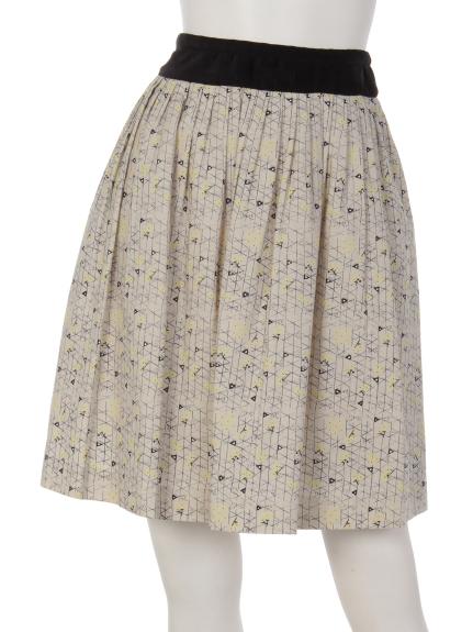 haupia (ハウピア) スカート ベージュ