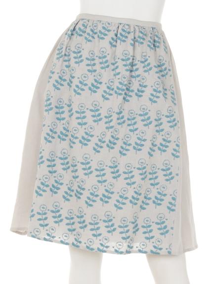 haupia (ハウピア) スカート ターコイズ