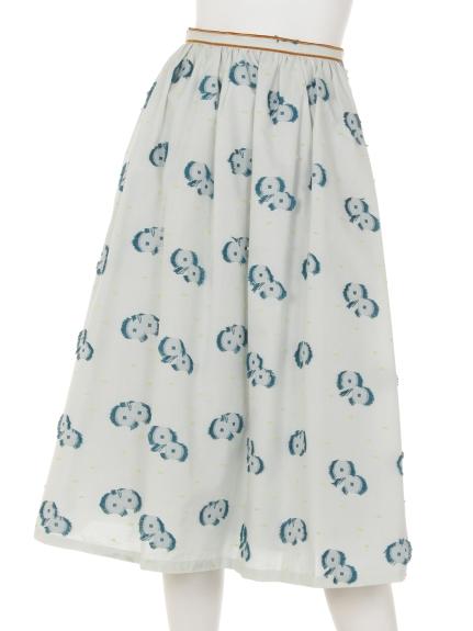 haupia (ハウピア) スカート サックス