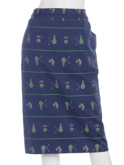 haupia (ハウピア) スカート ブルー