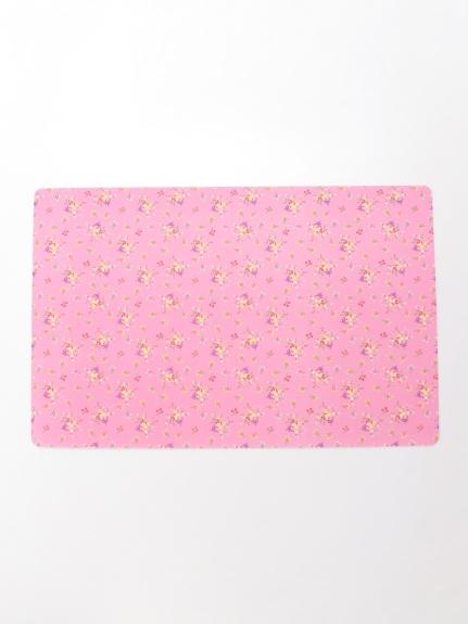 rice (ライス) プレイスマットピンクフラワー ピンク