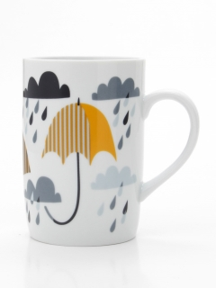 マグカップ Umbrellas