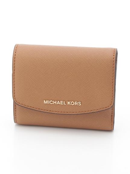MICHAEL KORS (マイケルコース) 三つ折り財布 ACORN