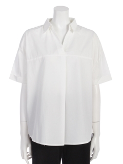 スキッパーシャツ(タイプライター)