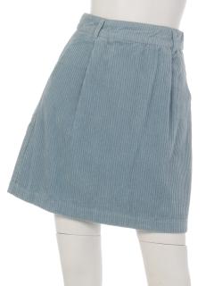 太コール台形スカート