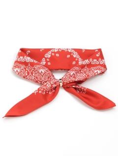 リング付スカーフ