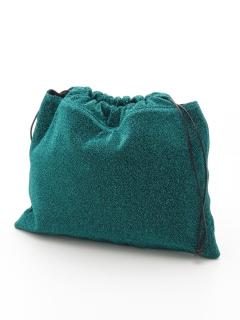 ラメ巾着バッグ