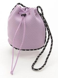 ネオプレーン巾着バッグ