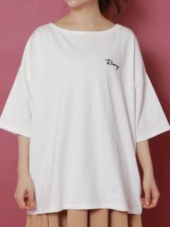 ロゴワンショル2WAYTシャツ