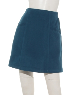 フラノ台形スカート