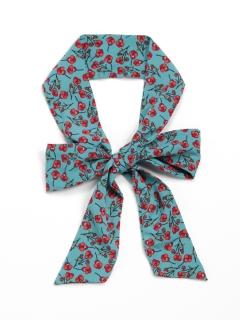 フラワーPTスカーフ