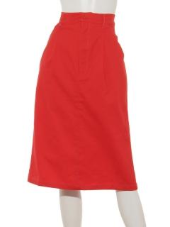 ツイルナロースカート