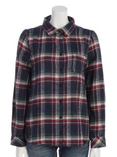 チェックレギュラーシャツ