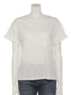 ポケット付Tシャツ