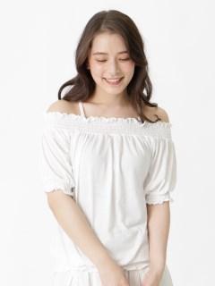 半袖シャーリングTシャツ