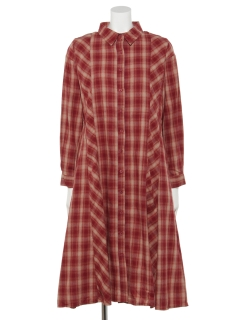 【ENsMOL.】2WAYシャツロングドレス